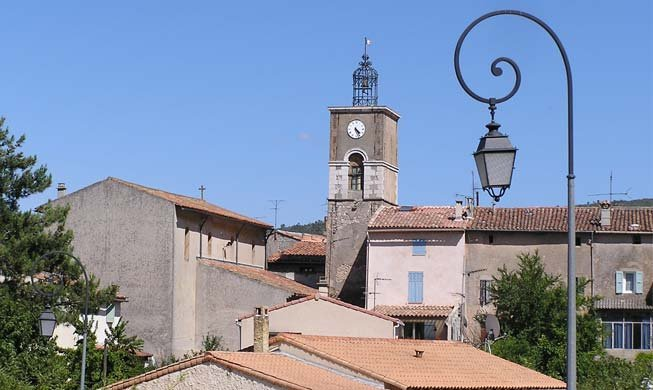 Nans les Pins : Visit this typical village of Green Provence